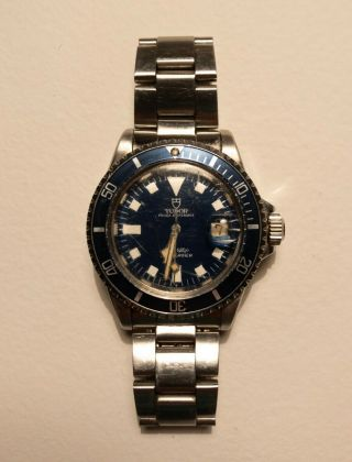 Tudor Submariner Snowflake Ref 7021/0 Service And Repair Required