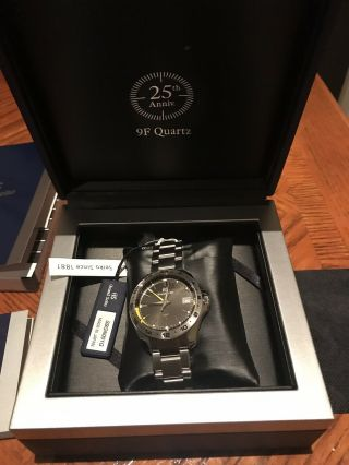 Grand Seiko Watch Limited Edition Sbgn001