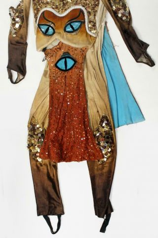 CATS Broadway Production Stage Worn Siamese Cat Costume 5