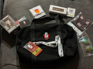 Rainbow Six Siege Raleigh Majors 2019 Vip Bag.  Complete