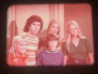 "16MM TV SHOW ""THE BRADY BUNCH"",  1973 EPISODE ""ADIOS,  JOHNNY BRAVO"",  W/COMMERCIALS 10"