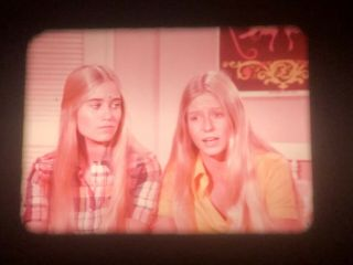 "16MM TV SHOW ""THE BRADY BUNCH"",  1973 EPISODE ""ADIOS,  JOHNNY BRAVO"",  W/COMMERCIALS 3"