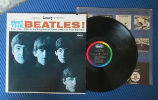 Beatles Great Orig First Issue
