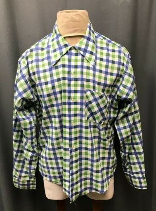 Elvis Presley Stage Personally Owned Worn Long Sleeve Shirt W/