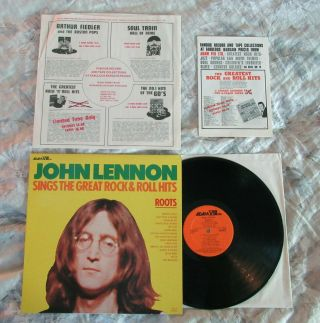 Beatles Outstanding 1975 John Lennon