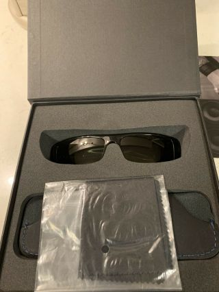 Rare James Hetfield Sutro Sunglasses 257
