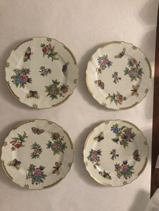 Herend Queen Victoria China set - 8 Place Settings Plus Many Other Things 6