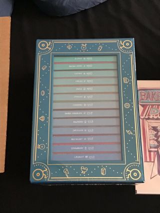 Phish Bakers Dozen Box Set Complete With Pollock Signed Print - And