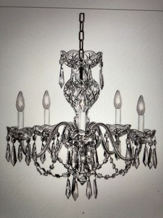 Waterford Irish Crystal B5 Comeragh Chandelier