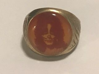 Vintage Kiss 1978 Peter Criss Ring