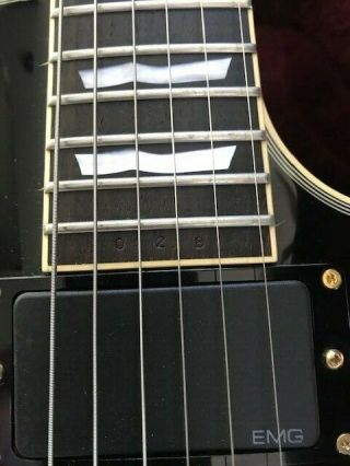 Rare ESP Guitar James Hetfield Metallica JH - 3 028 3