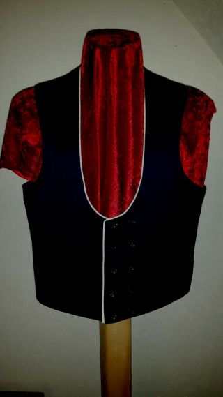 "Elvis Presley Owned Movie Screen Worn Vest From "" Spinout """