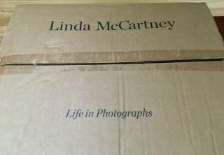 Beatles Paul McCartney SIGNED Taschen Life in Photographs Book IMMACULATE 2