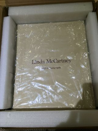 Beatles Paul McCartney SIGNED Taschen Life in Photographs Book IMMACULATE 3