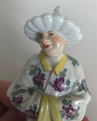 Meissen porcelain figure of a Chinese Man c.  1925 2
