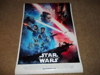Star Wars The Rise Of Skywalker Very Rare With Credits