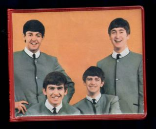 Beatles Ultra Rare 1964 Autograph Book