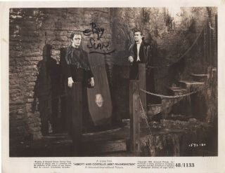 Bela Lugosi Vintage Dungeon Scene Abbott And Costello Meet Frankenstein