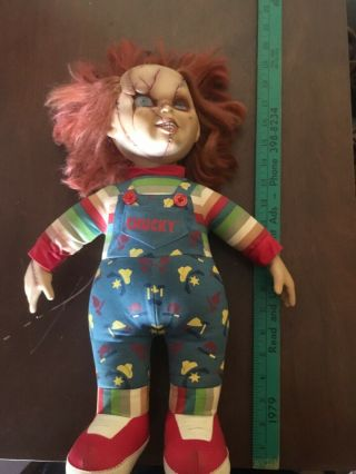 Vintage Bride Of Chucky Doll