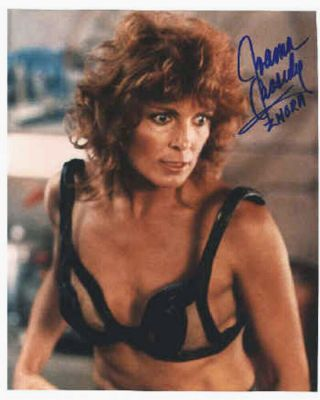 Joanna Cassidy Zhora From Blade Runner 8 X 10 Autograph W Signing Photo