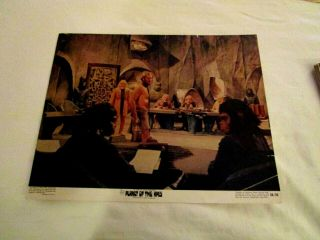 Planet Of The Apes,  Heston,  Lobby Card 4 1968