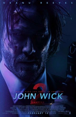 John Wick Chapter 2 | Final | Movie Poster | 27x40 Double Sided