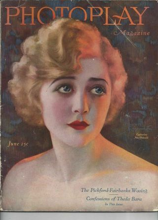 Photoplay - Katherine Macdonald - June 1920