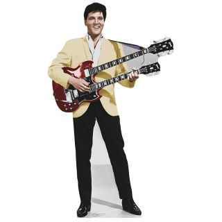 Elvis Presley Spinout Cardboard Cutout Standee Standup Poster