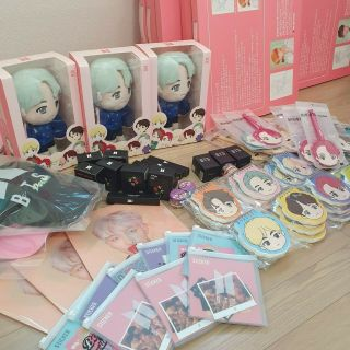 [instock] Bts Pop Up Store [ House Of Bts ] In Seoul Official Md Tracking