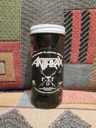 Anthrax - Promotional Honey For Attack Of The Killer B