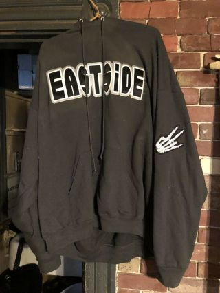 Blaze Eastside Embroided Hoodie 3xl Icp Twiztid Abk