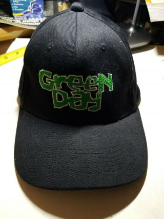 Vintage Vtg Green Day Dookie 1994 Baseball Hat Cap Adjustable