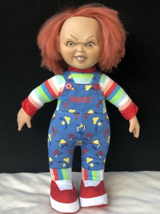 Childs Play Chucky Doll 1999 With Tampa Bay Jacket