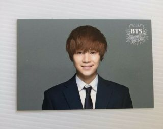 [rare] Bts Official Summer Package 2014 Photocard - Suga