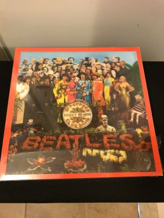The Beatles Sgt Peppers Lonely Heart Club Band Box Set