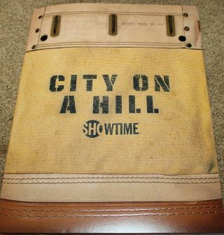 City On A Hill Dvd Press Kit Kevin Bacon Complete