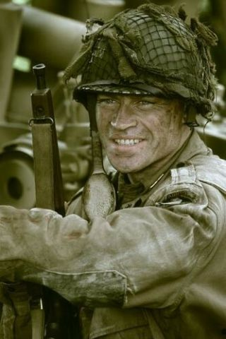 Mcdonough,  Neal [band Of Brothers] (60465) 8x10 Photo