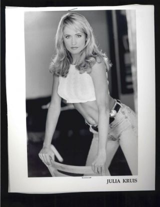 Julie Kruis - 8x10 Headshot Photo W/ Resume - Sex Files: Sexually Bewitched