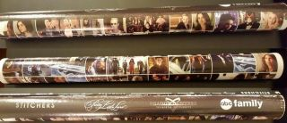Nycc 2015 Comic Con Abc Family Pretty Little Liars And Stitchers Posters Tube