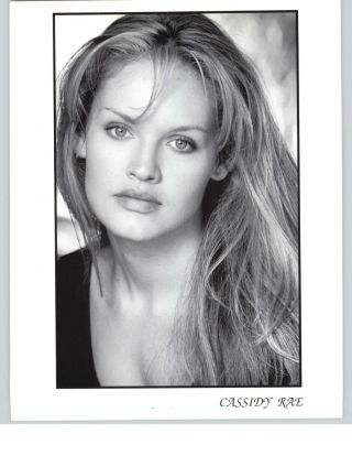 Cassidy Rae - 8x10 Headshot Photo - Days Of Our Lives