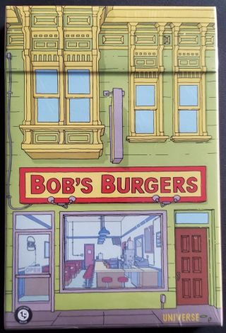 Loot Crate July 2017 Exclusive Byoburger Of The Day Collectible Nib Bobs Burgers