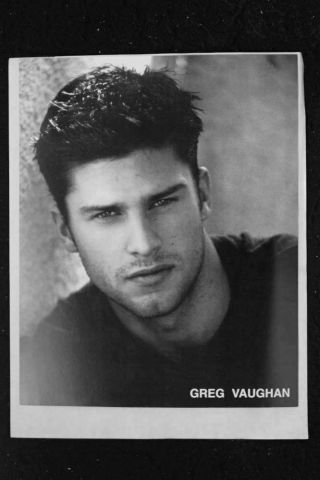 Greg Vaughan - 8x10 Headshot Photo W/ Resume - Young & The Restless