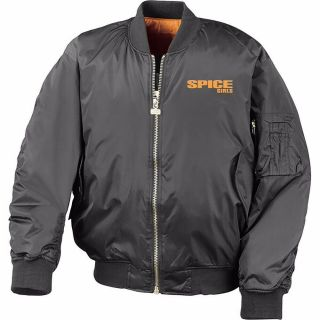 Rare Official Spice Girls Spice World Bomber Jacket Bnwt 2019 Tour