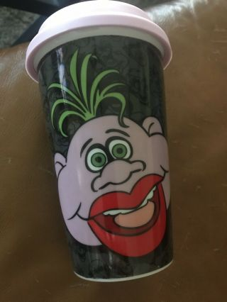 Jeff Dunham - Peanut Travel Mugceramic