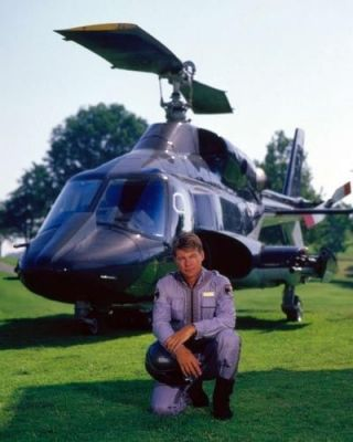 Vincent,  Jan - Michael [airwolf] (63341) 8x10 Photo