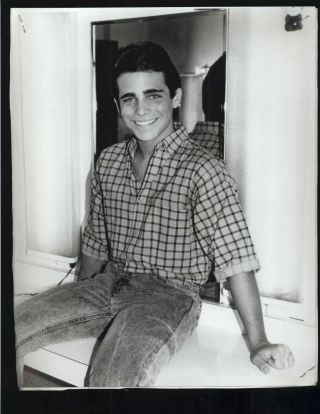 Brian Bloom - 8x10 Headshot Photo With Resume - Oz - Melrose Place