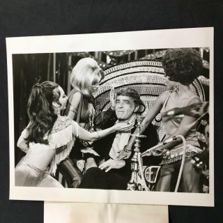 1969 Peter Lawford The Hollywood Palace Abc Tv Still Photo A137