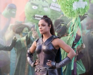 Valkyrie Tessa Thompson 8x10 Photo 1 Rare Lab Print Glossy Picture 06