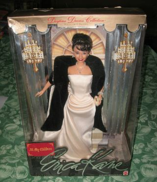 Erica Kane Doll All My Children First In Series Night Out Dinner Dress Nib