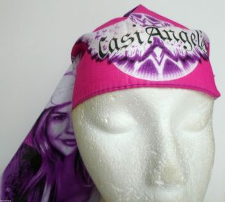 1 Casi Angeles Bandana Kerchief Hair Teen Angels,  1 Mini Make Up כמעט מלאכים